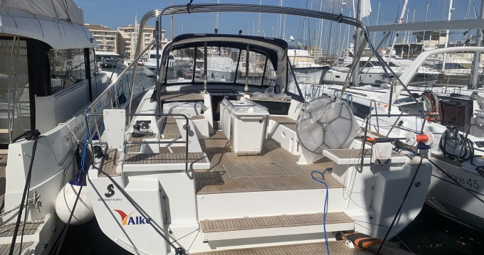 Alquiler de yate Marina di Portorosa - Bénéteau Oceanis 46.1 en SamBoat
