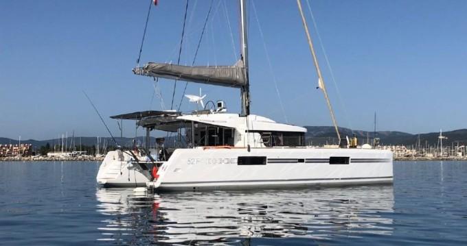 Alquiler de barcos Ajaccio barato de Lagoon 52