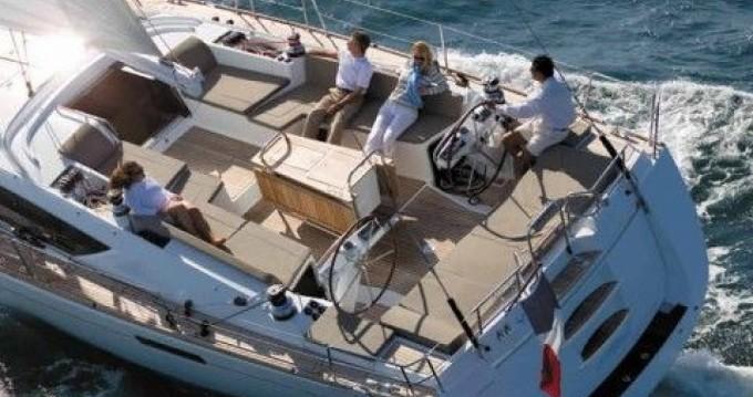 Alquiler de barcos Préveza barato de Jeanneau 57