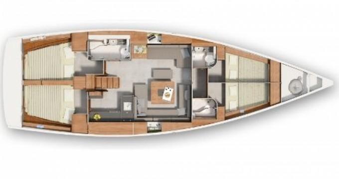 Alquiler de barcos Helsinki barato de Hanse 445