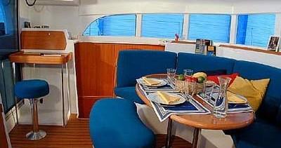 Alquiler de yate Marina di Portorosa - Lagoon Lagoon 380 S2 en SamBoat