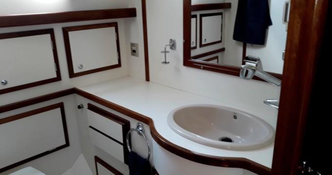 Alquiler Yate en Pollença - Menorquin-Yachts Menorquin Yachts 130