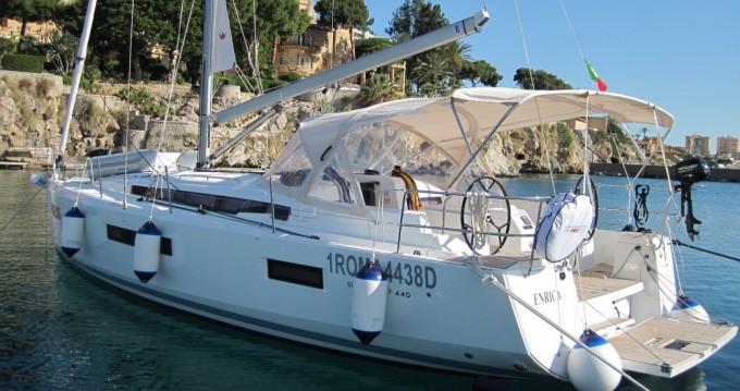 Jeanneau Sun Odyssey 440 entre particulares y profesional Marina di Portisco