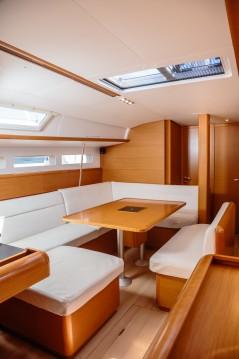 Jeanneau Sun Odyssey 519 entre particulares y profesional Salerno