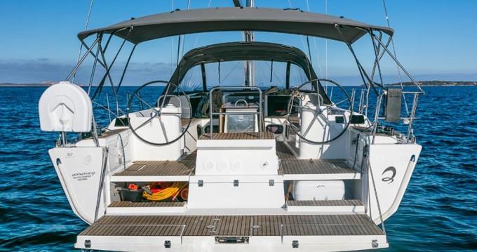 Alquiler de barcos Capo d'Orlando barato de Dufour 512 GL