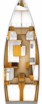 Alquiler de barcos Jeanneau Sun Odyssey 519 enTenerife (Isla) en Samboat