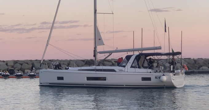 Alquiler Velero en Marina di Portorosa - Bénéteau Oceanis 46.1