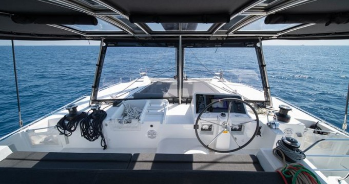 Alquiler de barcos Lagoon Lagoon 450 F enÁlimos en Samboat