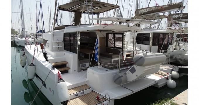 Alquiler de barcos Kos barato de Bali 4.1 - 4 + 2 cab.