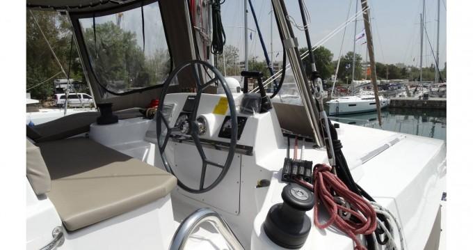 Alquiler de Catamarán, con o sin patrón Catana Kos