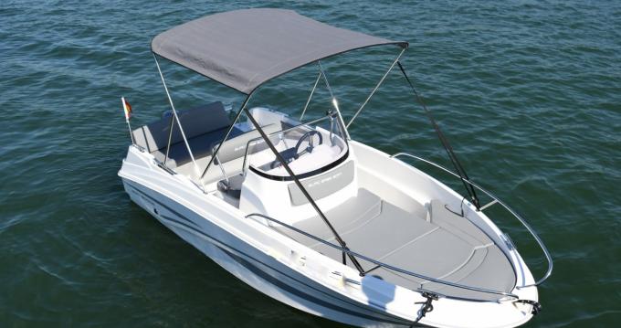 Alquiler Lancha en Baiona - AM Yacht LA PINTA