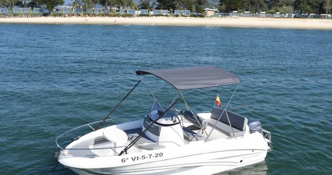 Alquiler de Lancha, con o sin patrón AM Yacht Baiona