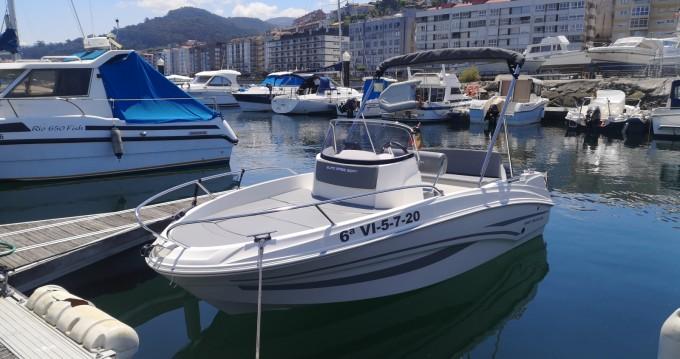AM Yacht LA PINTA entre particulares y profesional Baiona