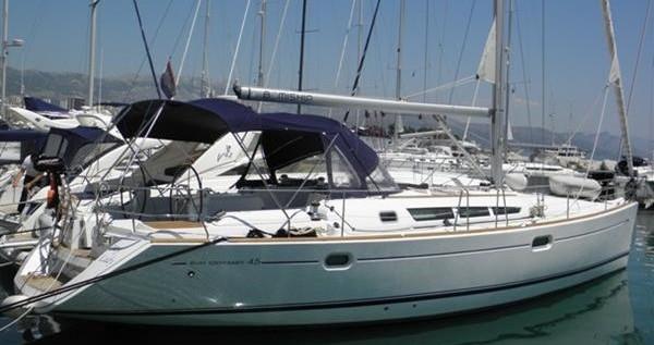 Alquiler Velero en Rijeka - Jeanneau Sun Odyssey 45