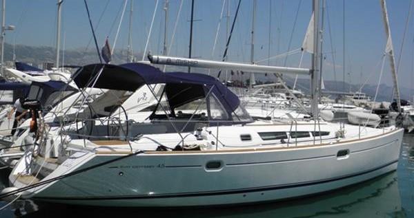 Alquiler de barcos Jeanneau Sun Odyssey 45 enRijeka en Samboat