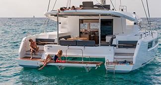 Catamarán para alquilar Marmaris al mejor precio
