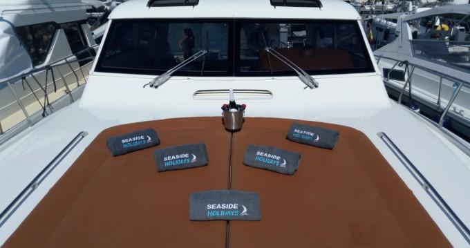 Alquiler Lancha Gagliotta con título de navegación