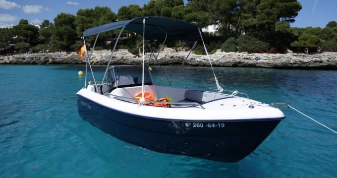 Alquiler de barcos Cala d'Or barato de 460