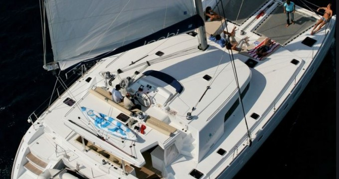 Alquiler Catamarán en Ibiza (Ciudad) - Lagoon Lagoon 500
