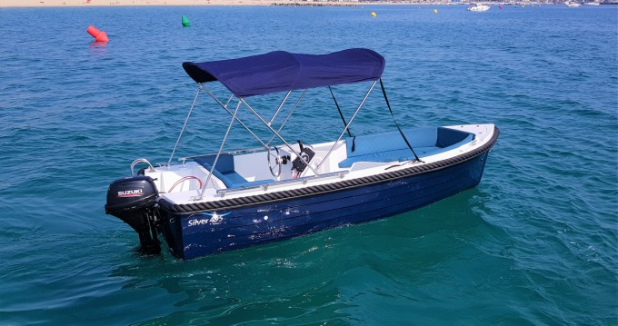 Alquiler de yate Palamós - Silver 495 en SamBoat