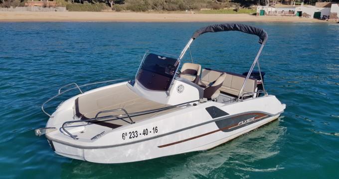 Alquiler de barcos Palamós barato de Flyer 5.5 SUNdeck