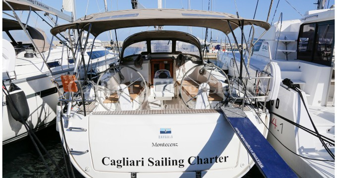 Alquiler de barcos Bavaria Cruiser 41 enMarina di Portisco en Samboat