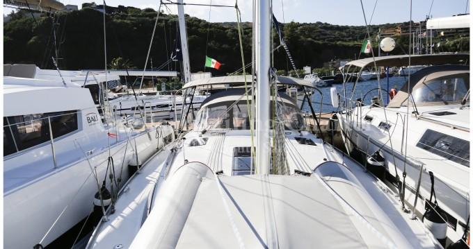Alquiler de Bavaria Cruiser 41 en Marina di Portisco