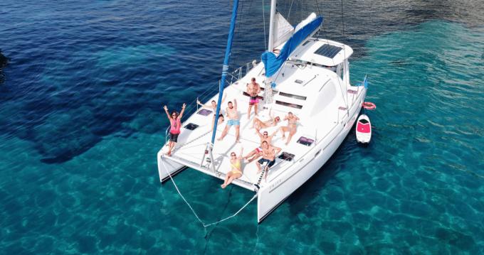 Catamarán para alquilar Ibiza (Ciudad) al mejor precio