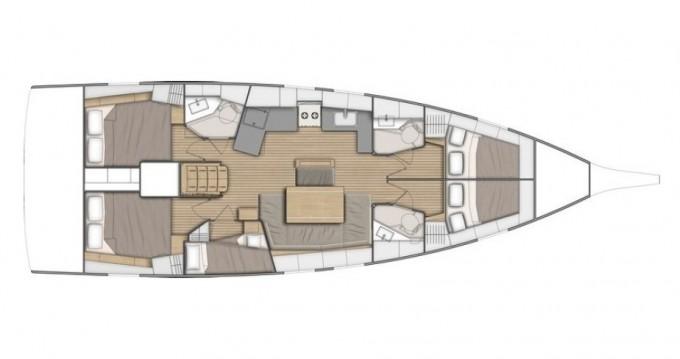 Alquiler de Bénéteau Oceanis 46.1 en Marina di Portorosa