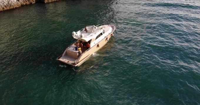 Alquiler de barcos Castellammare di Stabia barato de fly 50