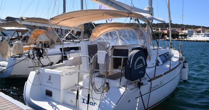 Bénéteau Oceanis 34 entre particulares y profesional Cagliari