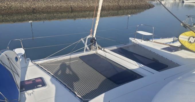 Catamarán para alquilar Ayamonte al mejor precio