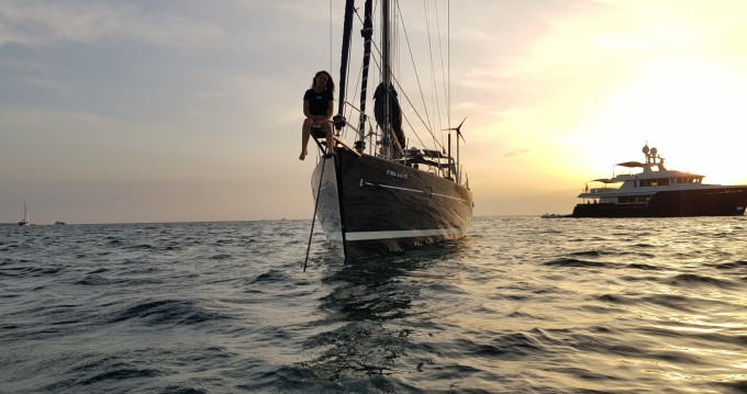 Alquiler de yate Formentera - Bénéteau Oceanis 473 en SamBoat