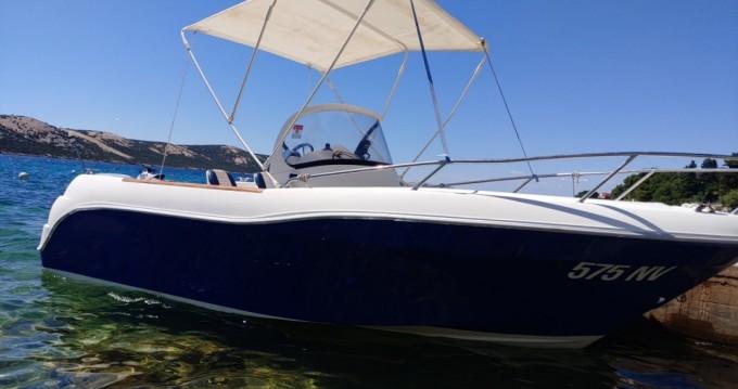 Alquiler de barcos Quicksilver Quicksilver 630 Commander enStara Novalja en Samboat