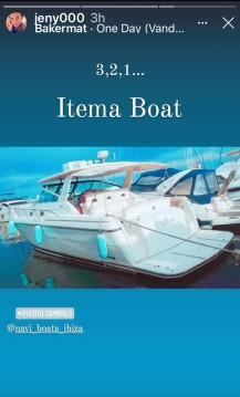 Alquiler Lancha Tiara con título de navegación