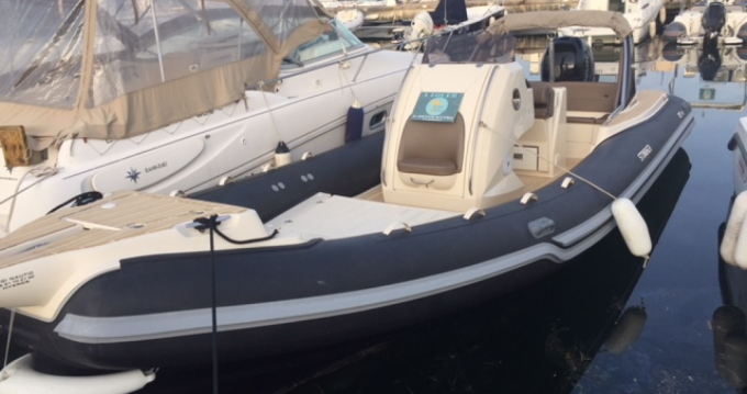 Italboats STINGHER 27 GT entre particulares y profesional Hyères
