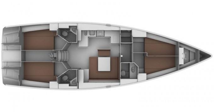 Alquiler de Bavaria Bavaria 45 Cruiser en Dénia