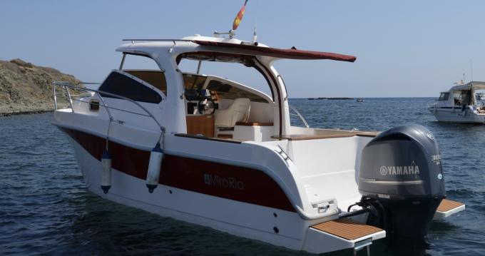 Alquiler de barcos Mira Ria 800 Sport enAlicante en Samboat
