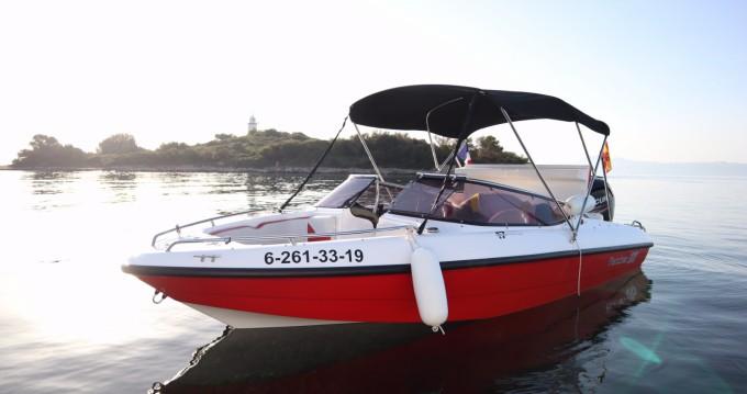 Fletcher Arrowstreak 17 GTO entre particulares y profesional Port d'Alcudia