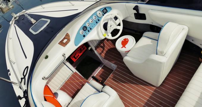 Alquiler de barcos Abbate Sea Star 25 enCannes en Samboat
