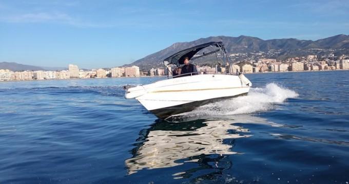 Alquiler de barcos Puerto Deportivo de Fuengirola barato de D-400 F1RST
