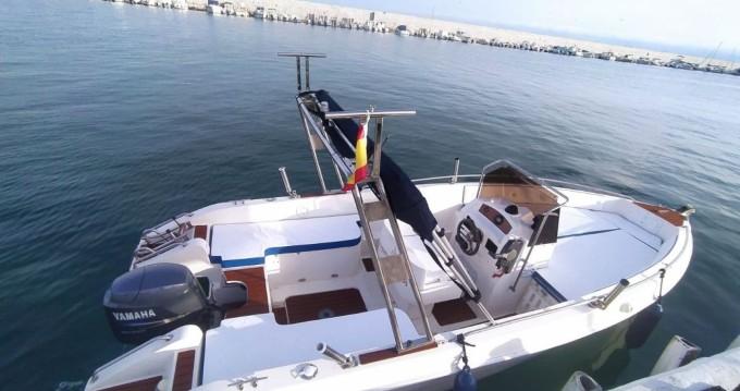 Lancha para alquilar Puerto Deportivo de Fuengirola al mejor precio