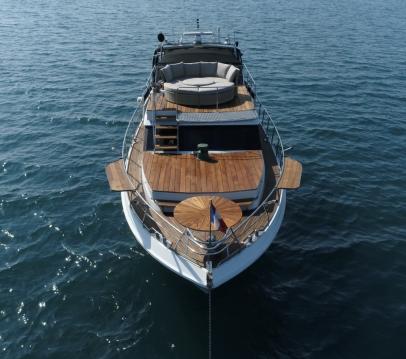 Alquiler de barcos Valras-Plage barato de Vitesse 51