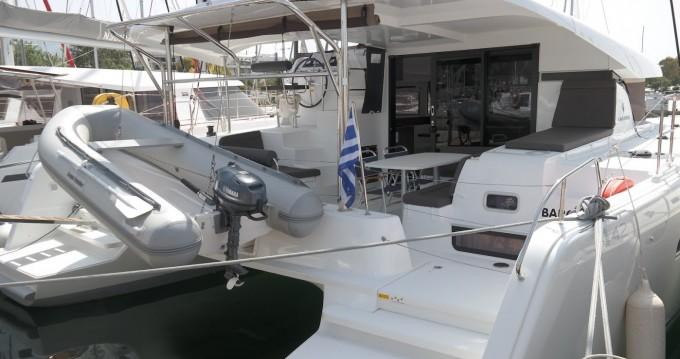 Alquiler Catamarán en El Pireo - Lagoon Lagoon 42