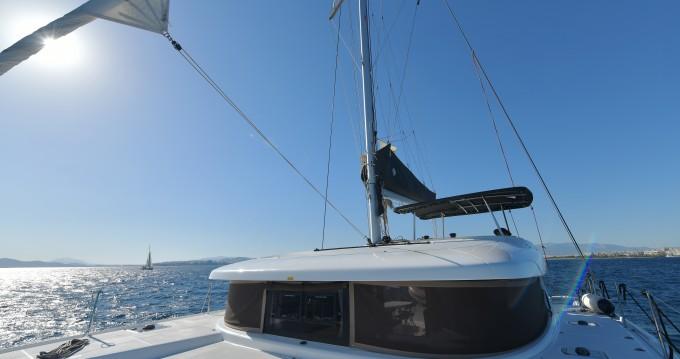 Alquiler de yate El Pireo - Lagoon Lagoon 42 en SamBoat