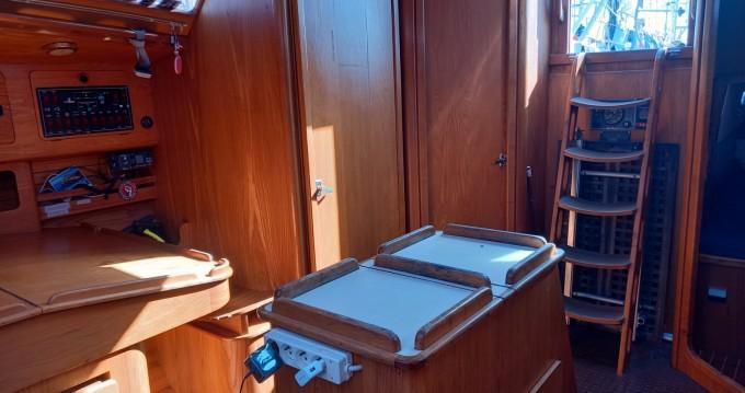 Alquiler de barcos Las Palmas de Gran Canaria barato de Ovni 40