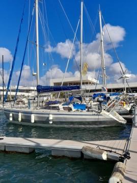 Alquiler de barcos Alubat Ovni 40 enLas Palmas de Gran Canaria en Samboat