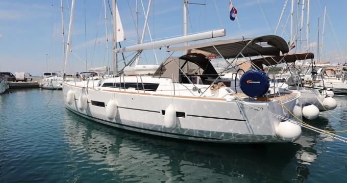 Alquiler de barcos Dufour Dufour 460 Grand Large - 5 cabins enBiograd na Moru en Samboat