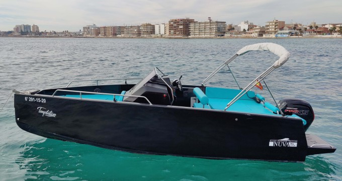 Nuva Nuva M6 Open entre particulares y profesional Torrevieja