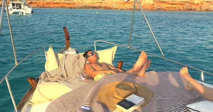 Alquiler de yate Formentera - Menorquin-Yachts Capeador 43 en SamBoat